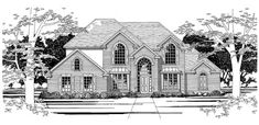 House Plan 67797 at FamilyHomePlans.com