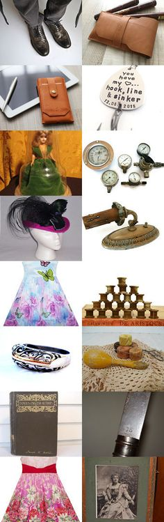 VINTAGE COOL!!!!!!!!!!!!!! by JOHN W on Etsy--Pinned+with+TreasuryPin.com