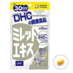 DHC Витамины для роста и густоты волос - Имеет в составе массу полезных компонентов, основной из них – Пуэрария Мирифика, вернее, экстракт этого растения.