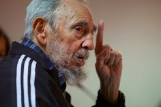 Fidel Castro; Happy Birthday!