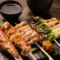 備長炭で焼き上げる串焼き | 渋谷 Shibuya | Gonpachi 権八 | Japanese 創作和食 | Tokyo 東京 | Restaurant レストラン | GLOBAL-DINING グローバルダイニング