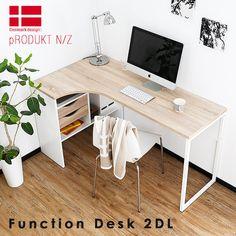 パソコンデスクデスク幅145cmワークデスクオフィスデスクL字デスクPCデスク机つくえ事務机学習机パソコン机パソコン台L字型ヨーロッパ産ヨーロッパ製