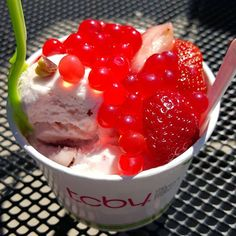 Rough Monday?... Let #TCBY help brighten things up! #MondayMotivation #froyo