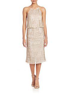 Diane von Furstenberg - Samala Embellished Dress