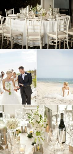 Beach Wedding in Perth from DeRay & Simcoe Photography