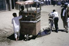 Astonishing Pictures Of Afghanistan From Before The Wars - Business Insider