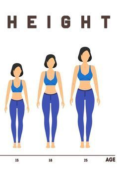 Here are herbs, exercises, and certain tricks that help a person to grow taller #healthtips