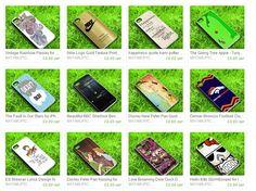 MATAMUPICEX Handmade Case for iPhone 4/5/5S and Samsung Galaxy