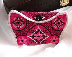 Wallet pink -  purchase - pocket - design - Machine embroidery digitization./INSTANT DOWNLOAD
