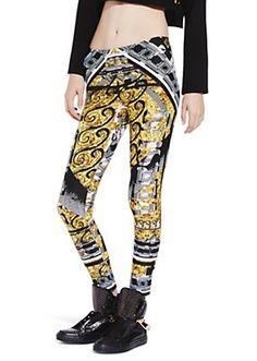 Versace - HERO PRINT LEGGINGS