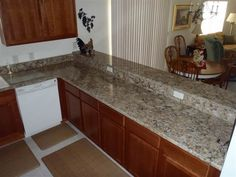 Counter in Cambria quartz, Buckingham.    Solid Image Inc. ~ Kitchens & Baths in Central Florida