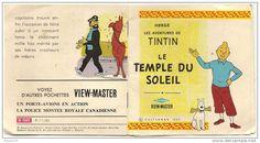 Tintin View-Master