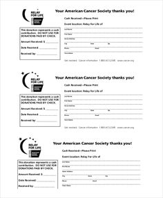 cash payment receipt template free photography pinterest