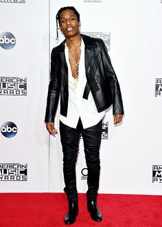 ama awards - asap rocky Mehr · Asap Rocky Fashion KillaAsap ...