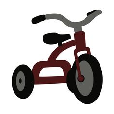 Tricycle SVG File by SvgCorner on Etsy