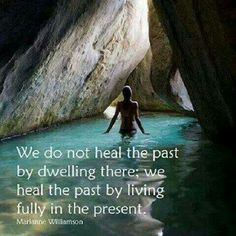 Heal your past