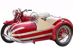 1949 Vincent Touring Rapide with a Blacknell Bullet sidecar from Art of the Car Concours in KC Antique Motorcycles, British Motorcycles, Cars And Motorcycles, Motorcycle Posters, Retro Motorcycle, Sidecar Motorcycle, Vincent Motorcycle, Automotive Engineering, Car Camper