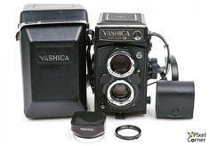Yashica Mat-124 G TLR Camera + 80mm f/2.8 Copal SV lens Stunning! 235192 Used Cameras, Binoculars, Lens, Digital, Lentils