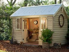 Alex Johnson is well known as the Sultan of Shedworking. Here he chooses seventeen of his favourite sheds ranging from (relatively) conventional Shepherds Huts to reflective tree houses and writers studios.