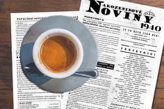 Vydání novin přizpůsobené jubilantům, kteří v roce 2020 oslaví 80. narozeniny. Jedinečnost novin podtrhuje skutečné jméno, příjmení a datum narození oslavence. Vhodný dárek nebo předmět pro zpestření oslavy. Tableware, Dinnerware, Tablewares, Dishes, Place Settings