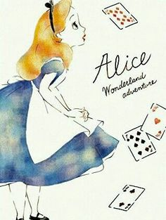 Disney's Alice in Wonderland:) Disney Pixar, Film Disney, Disney Magic, Disney Art, Disney Movies, Alice In Wonderland Drawings, Alice In Wonderland Party, Adventures In Wonderland, Chesire Cat