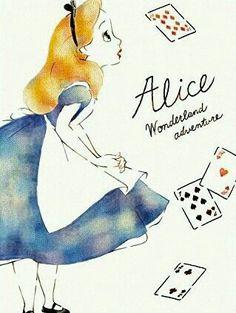 Disney's Alice in Wonderland:) Disney Pixar, Film Disney, Disney Magic, Disney Art, Alice In Wonderland Party, Adventures In Wonderland, Lewis Carroll, Chesire Cat, Alice Madness Returns