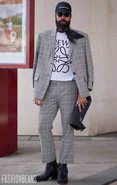The Best Men's Street Style Looks: November 2017 | FashionBeans