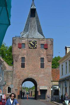 Vischpoort, Elburg, Gelderland. The Netherlands