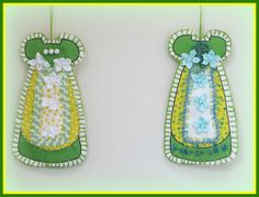Victorian Dolls, Victorian Traditions, The Victorian Era, and Me: My New Free Linda's How-Do-I Series? How To Make Our Victorian Cut and Sew Green Dress Ornaments E-Book Tutorial