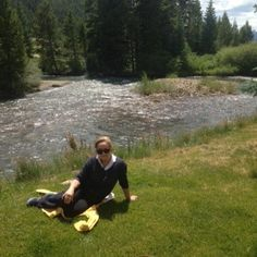 Spending a summer in Keystone, Colorado... all streams and mountains.