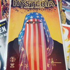 💥💣 Divided State of Hysteria #1 from #imagecomics 💣💥 #2018comics #comics #fullset #miniseries #dividedstatesofhysteria #imagecomics…