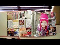 Week Three Project Life 2012 Video