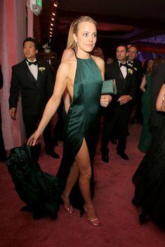 Rachel McAdams at The Governor's Ball 2016 [Photo: Chelsea Lauren/REX/Shutterstock]