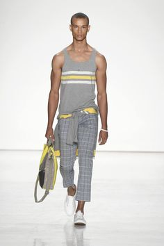 Parke & Ronen Spring-Summer 2017 New York Fashion Week Men's