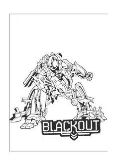 25 mejores imágenes de Transformers para colorear ...