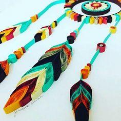 Dünyadan Quilling(Kağıt Kıvırma/Telkari Sanatı) Örnekleri - www.quillingseti.com -