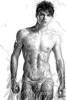 Rafael Salazar - Male Model