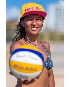 Ano de movimento, de esporte, de Olimpíadas! Vôlei de Praia é ouro, o Brasil é ouro e o Oxente também é ☀️ @thamarahsm  @bhruno_quadros