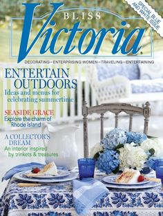 Victoria Magazine Subscription