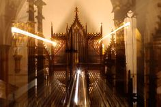 Foto-Ag-Hof - Robert Skubacz: Orgel in St. Michaelis in Hof #Kirche #Orgel