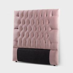 Headboard Inspired by Chesterfield sofa design.Upholstered in multiple colours.