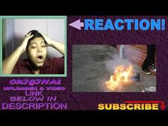 Hoverboard Explodes In Fire During Unboxing Video! REACTION!
