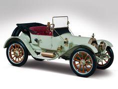 1912 Chalmers Model-9 Torpedo Roadster