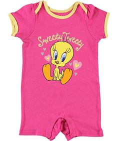Tweety Bird Swimsuit Niftythrifty Rare Finds Everyday