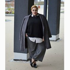 Show Me, Style Me: These 11 Plus Size Bloggers are Winning In Flats http://thecurvyfashionista.com/2016/03/how-to-style-flats/
