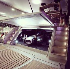 Superyacht Garage