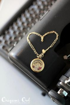 Adorable Mother's Day Gift Idea - customized lockets to tell their story