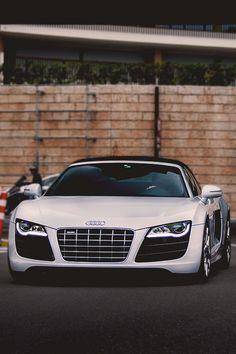 dream-villain:  Audi R8 byBas Fransen