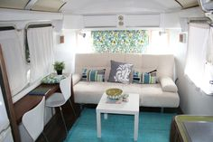 Remodeling an RV is hard work, but these guys and gals did a great job and their RVs look amazing!