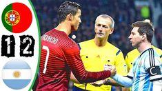 cool Portugal vs Argentina 1-2 - All Goals & Highlights Resumen y Goles (Last Match) HD